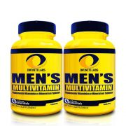 Men Multivitamin 120 CAPS Infinite Labs 2 unidades