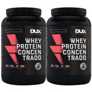 Whey Protein Concentrado 900g Cookies 2 Un - Dux