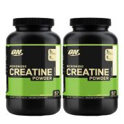 Creatina 300G Creapure 2un Optimun Nutrition