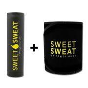 Kit Cinta Sweet Sweat + Bastão 182g Sweet Sweat