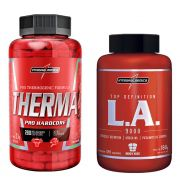Kit Emagrecimento Therma Pro 60CAPS + LA Top Definition 120CAPS