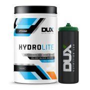 Kit Hydrolite 1.000g Limão - Dux + Squeeze Preto