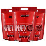 Super Whey 100% Pure Chocolate 3 Un