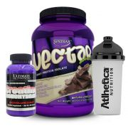 Whey Nectar 900g Chocolate + Creatina + Bottle