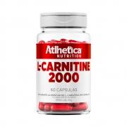 L-carnitine 2000 60 Caps  Atlhetica