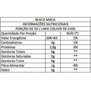 Maca Andina (Black Maca) 100G Color Andina
