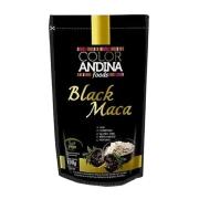 Maca Andina Negra (Black Maca) 100G Color Andina