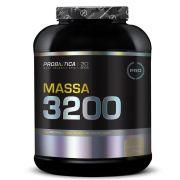 Massa 3200 Probiotica 3kg Baunilha