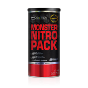 Monster Nitro Pack NO2 44 Packs Probiótica