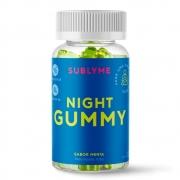 Night Gummy Sabor Menta 30 Gomas - Sublyme