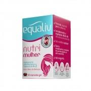 Nutri Mulher 60 Cáps em Gel - Equaliv