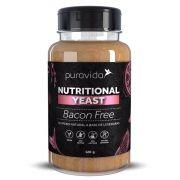 Nutritional Yeast Bacon Free 120g Puravida