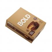 Paçoca e Chocolate 20g - Bold Bar CX 12un