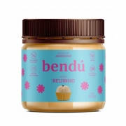 Pasta Amendoim Beijinho 450g  Bendú