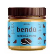 Pasta Amendoim Cookie 450g  Bendú