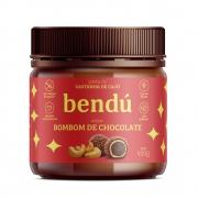 Pasta Castanha de Caju Bombom de Chocolate 450g  Bendú