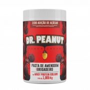 Pasta de Amendoim c/ Whey Isolado Brigadeiro 1kg - Dr Peanut