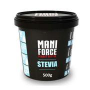 Pasta de Amendoim 500g Stevia - Mani Force