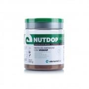 Pasta de Amendoim NutDop Veg Chocolate Belga 500g -ElementoPuro