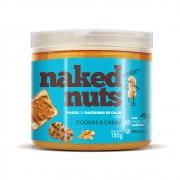 Pasta de Castanha de Caju com  Cookies 150g - Naked Nuts