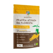 Pfaffia Ativada da Floresta C/ Ashwagandha 60g  Viva Regenera