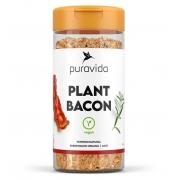 Plant Bacon Tempero Vegano 140g  Puravida