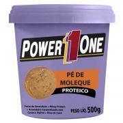 POWER ONE 500G PÉ DE MOLEQUE