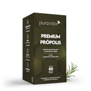 Premium Propolis Verde 60 Caps Gel  Puravida