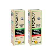 Propomax - Extrato Aquoso de Própolis 30 ml 2 un