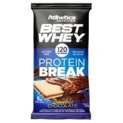 Protein Break 25g Double Chocolate  Atlhetica