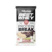 Protein Break 25g Original Chocolate Ao Leite - Atlhetica