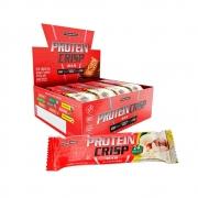 Protein Crisp Bar Leite Ninho Cx 12un - Integral Medica