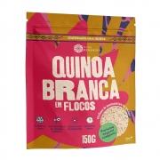 Quinoa Branca em Flocos 150g Proteina Vegetal  Viva Regenera