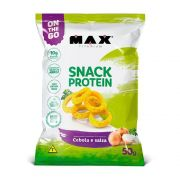 Snack Protein Cebola e Salsa - Max Titanium