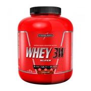Super Whey 3w Integral Medica 1.8 Kg Chocolate