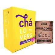 Supercoffee 220g  2.0 - Caffeinearmy + TeaFina 60 Sachê