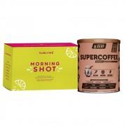Supercoffee 220g 2.0 + Morning Shot 30 Sachês - Sublyme