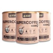 Supercoffee 220g 3un Caffeinearmy - Original