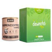 Supercoffee 220g - Caffeinearmy + Desinchá