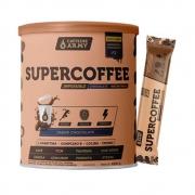 Supercoffee Chocolate 220g Caffeinee Army + 1 Sachê de Supercoffee To Go 2.0
