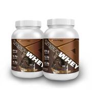 Tasty Whey Chocolate 2 LBS - Adaptogen 50% OFF na 2 Unidade
