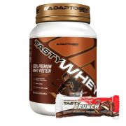 Tasty Whey Chocolate 2Lb +Tasty Bar Chocolate Chip 51g