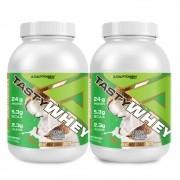 Tasty Whey Coco 2 LBS - Adaptogen - 50% OFF na 2 Unidade