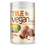 True Vegan Chocolate com Avela 418g - Proteina Vegana True Source