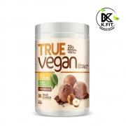 True Vegan Chocolate com Avela 418g - Proteina Vegana True Source