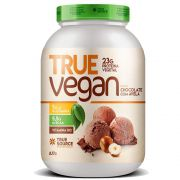True Vegan Chocolate com Avela 837g - Proteina Vegana True Source