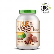 True Vegan Chocolate com Avela 837g - Proteina Vegana True Source