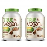 2 Un True Vegan Vanilla 837gProteina Vegana True Source