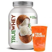 True Whey Coco Ice Cream 837g + Copo True Source