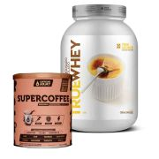 True Whey Vanilla 837g + Supercoffee 2.0 220g
